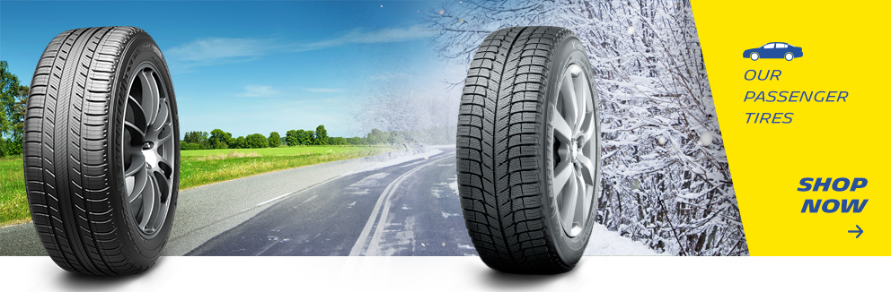 Our Passenger Tires Shop Now