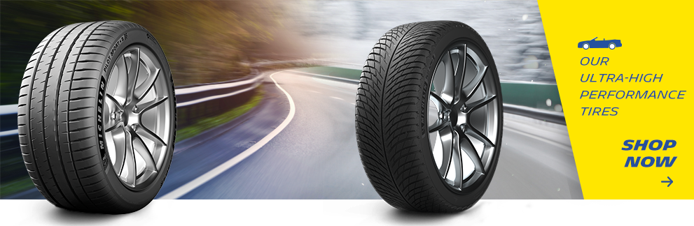 Our Ultra-high performance Tires Shop Now
